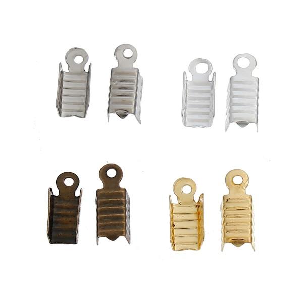 Endkappen für Halskette oder Armband